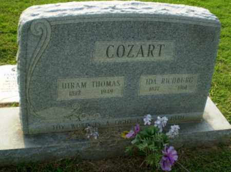 COZART, IDA - Greene County, Arkansas | IDA COZART - Arkansas Gravestone Photos