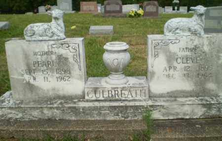 CULBREATH, PEARL - Greene County, Arkansas | PEARL CULBREATH - Arkansas Gravestone Photos