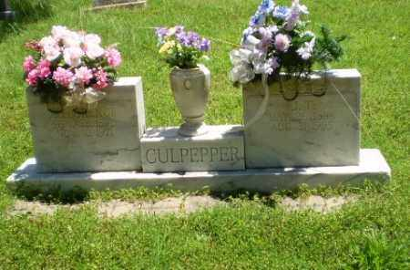 CULPEPPER, FLORENCE - Greene County, Arkansas | FLORENCE CULPEPPER - Arkansas Gravestone Photos