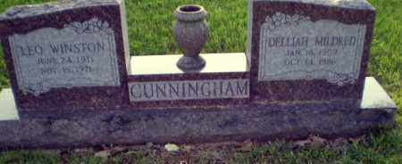 CUNNINGHAM, LEO - Greene County, Arkansas | LEO CUNNINGHAM - Arkansas Gravestone Photos