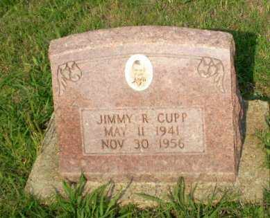 CUPP, JIMMY R - Greene County, Arkansas | JIMMY R CUPP - Arkansas Gravestone Photos