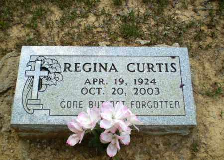 CURTIS, REGINA - Greene County, Arkansas | REGINA CURTIS - Arkansas Gravestone Photos