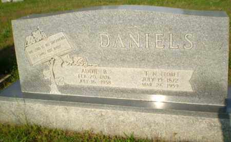 "DANIELS, T.N. ""TOBE"" - Greene County, Arkansas 