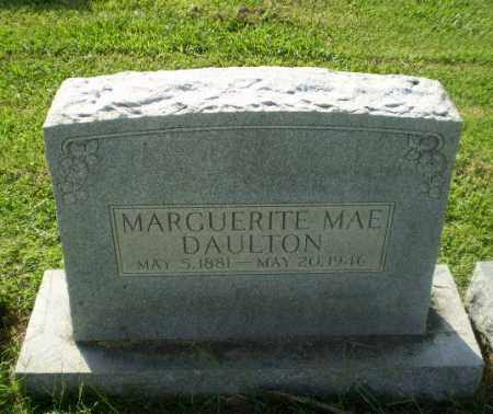 DAULTON, MARGUERITE MAE - Greene County, Arkansas | MARGUERITE MAE DAULTON - Arkansas Gravestone Photos