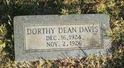DAVIS, DOROTHY DEAN - Greene County, Arkansas | DOROTHY DEAN DAVIS - Arkansas Gravestone Photos