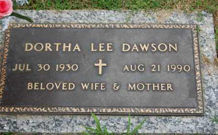 DAWSON, DORTHA LEE - Greene County, Arkansas | DORTHA LEE DAWSON - Arkansas Gravestone Photos