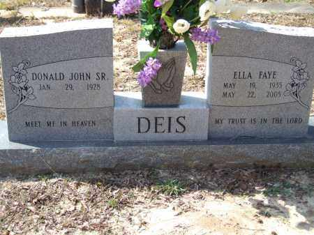 DEIS, ELLA FAYE - Greene County, Arkansas | ELLA FAYE DEIS - Arkansas Gravestone Photos