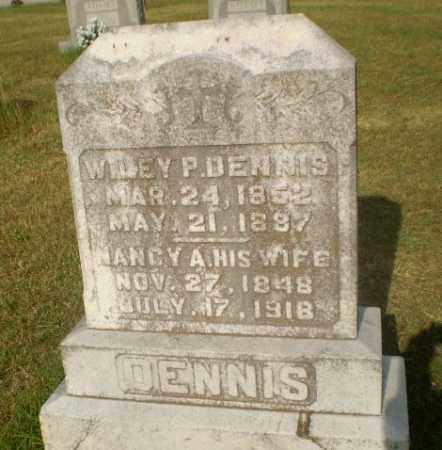 DENNIS, NANCY A - Greene County, Arkansas | NANCY A DENNIS - Arkansas Gravestone Photos