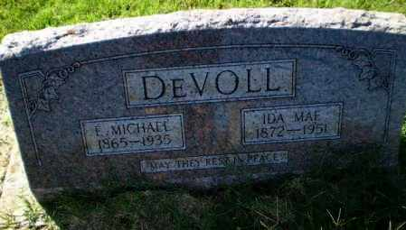 DEVOLL, IDA MAE - Greene County, Arkansas | IDA MAE DEVOLL - Arkansas Gravestone Photos