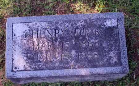 KUETER, HENRY DICK - Greene County, Arkansas | HENRY DICK KUETER - Arkansas Gravestone Photos