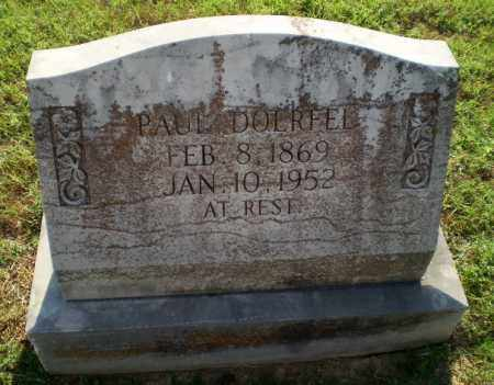 DOERFEL, PAUL - Greene County, Arkansas | PAUL DOERFEL - Arkansas Gravestone Photos