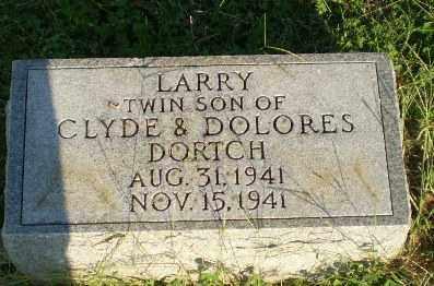 DORTCH, LARRY (INFANT) - Greene County, Arkansas | LARRY (INFANT) DORTCH - Arkansas Gravestone Photos