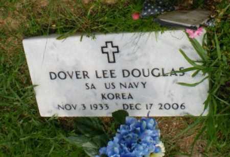 DOUGLAS  (VETERAN KOR), DOVER LEE - Greene County, Arkansas   DOVER LEE DOUGLAS  (VETERAN KOR) - Arkansas Gravestone Photos