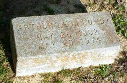 DOWDY, ARTHUR LEON - Greene County, Arkansas | ARTHUR LEON DOWDY - Arkansas Gravestone Photos