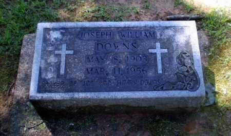 DOWNS, JOSEPH WILLIAM - Greene County, Arkansas | JOSEPH WILLIAM DOWNS - Arkansas Gravestone Photos