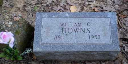 DOWNS, WILLIAM C - Greene County, Arkansas | WILLIAM C DOWNS - Arkansas Gravestone Photos