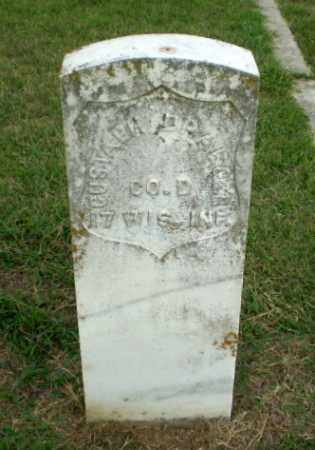 DRAEGER  (VETERAN UNION), GUSTABA - Greene County, Arkansas | GUSTABA DRAEGER  (VETERAN UNION) - Arkansas Gravestone Photos
