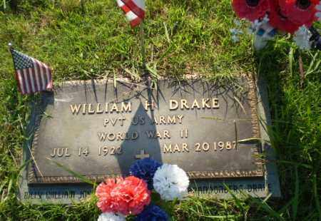DRAKE  (VETERAN WWII), WILLIAM H - Greene County, Arkansas | WILLIAM H DRAKE  (VETERAN WWII) - Arkansas Gravestone Photos
