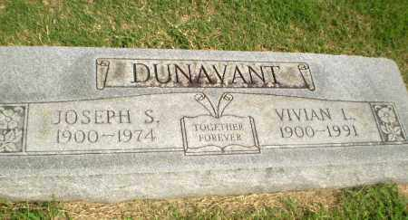 DUNAVANT, VIVIAN L - Greene County, Arkansas | VIVIAN L DUNAVANT - Arkansas Gravestone Photos