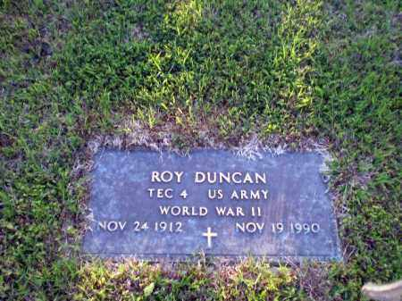 DUNCAN  (VETERAN WWII), ROY - Greene County, Arkansas | ROY DUNCAN  (VETERAN WWII) - Arkansas Gravestone Photos