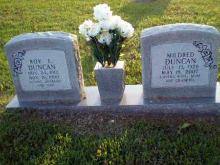 DUNCAN, MILDRED - Greene County, Arkansas | MILDRED DUNCAN - Arkansas Gravestone Photos