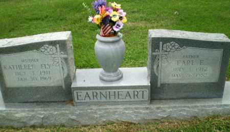 EARNHEART, EARL E - Greene County, Arkansas | EARL E EARNHEART - Arkansas Gravestone Photos