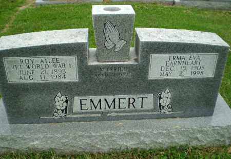 EARNHEART EMMERT, ERMA EVA - Greene County, Arkansas | ERMA EVA EARNHEART EMMERT - Arkansas Gravestone Photos