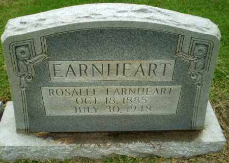 EARNHEART, ROSALEE - Greene County, Arkansas | ROSALEE EARNHEART - Arkansas Gravestone Photos