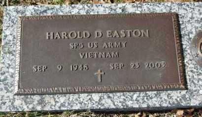 EASTON (VETERAN VIET), HAROLD D - Greene County, Arkansas | HAROLD D EASTON (VETERAN VIET) - Arkansas Gravestone Photos