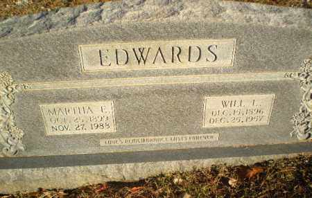 EDWARDS, MARTHA E - Greene County, Arkansas | MARTHA E EDWARDS - Arkansas Gravestone Photos
