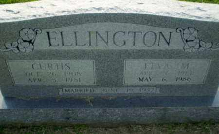ELLINGTON, CURTIS - Greene County, Arkansas | CURTIS ELLINGTON - Arkansas Gravestone Photos