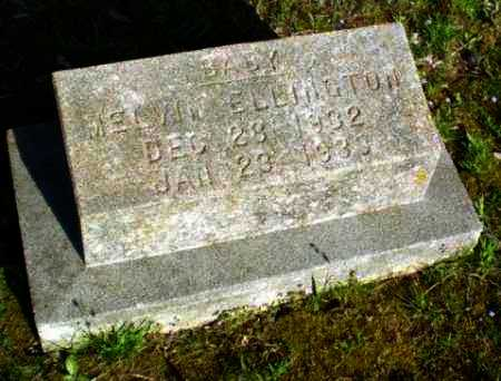 ELLINGTON, MELVIN - Greene County, Arkansas | MELVIN ELLINGTON - Arkansas Gravestone Photos