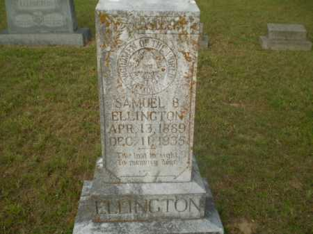 ELLINGTON, SAMUEL - Greene County, Arkansas | SAMUEL ELLINGTON - Arkansas Gravestone Photos