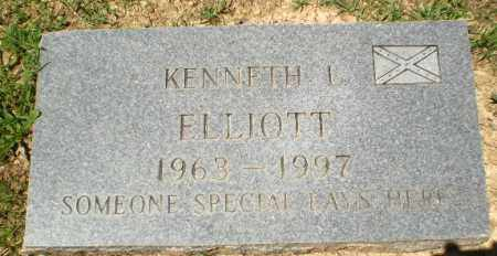 ELLIOTT, KENNETH L - Greene County, Arkansas | KENNETH L ELLIOTT - Arkansas Gravestone Photos