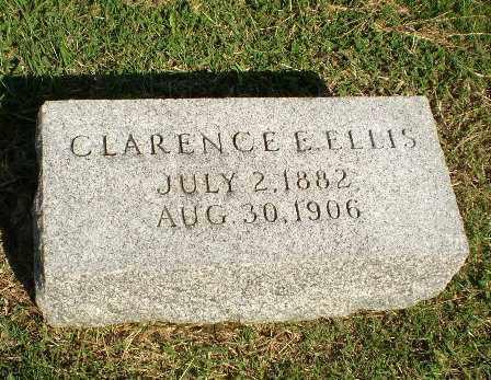 ELLIS, CLARENCE E - Greene County, Arkansas | CLARENCE E ELLIS - Arkansas Gravestone Photos