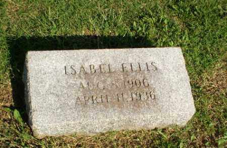 ELLIS, ISABEL - Greene County, Arkansas | ISABEL ELLIS - Arkansas Gravestone Photos