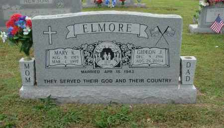 ELMORE, GIDEON J. - Greene County, Arkansas | GIDEON J. ELMORE - Arkansas Gravestone Photos
