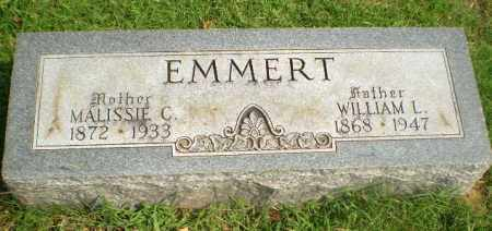 EMMERT, WILLIAM L - Greene County, Arkansas | WILLIAM L EMMERT - Arkansas Gravestone Photos