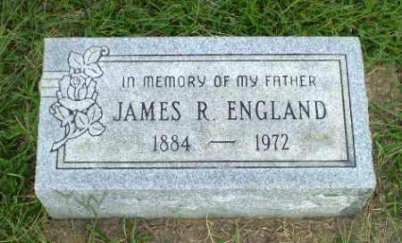 ENGLAND, JAMES R - Greene County, Arkansas | JAMES R ENGLAND - Arkansas Gravestone Photos
