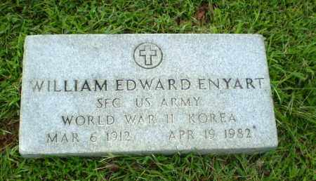 ENYART  (VETERAN 2 WARS), WILLIAM EDWARD - Greene County, Arkansas | WILLIAM EDWARD ENYART  (VETERAN 2 WARS) - Arkansas Gravestone Photos