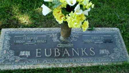 EUBANKS, JIMMIE - Greene County, Arkansas | JIMMIE EUBANKS - Arkansas Gravestone Photos