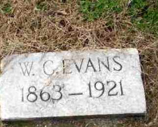 EVANS, W G - Greene County, Arkansas | W G EVANS - Arkansas Gravestone Photos