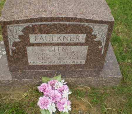 FAULKNER, GLEN - Greene County, Arkansas | GLEN FAULKNER - Arkansas Gravestone Photos