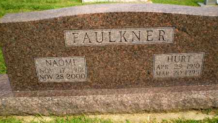 FAULKNER, HURT - Greene County, Arkansas | HURT FAULKNER - Arkansas Gravestone Photos