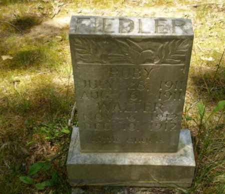 FIEDLER, WALTER - Greene County, Arkansas | WALTER FIEDLER - Arkansas Gravestone Photos