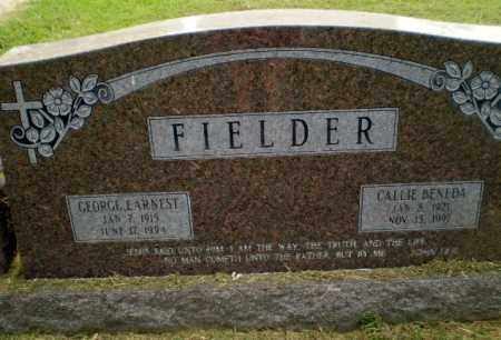 FIELDER, CALLIE - Greene County, Arkansas | CALLIE FIELDER - Arkansas Gravestone Photos