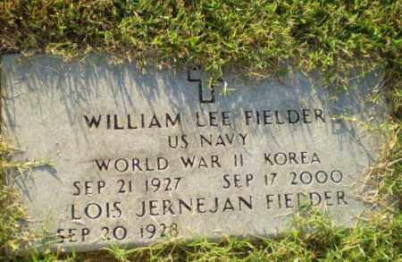 FIELDER (VETERAN 2 WARS), WILLIAM LEE - Greene County, Arkansas | WILLIAM LEE FIELDER (VETERAN 2 WARS) - Arkansas Gravestone Photos