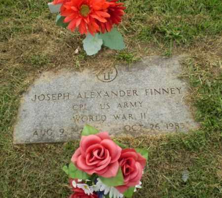 FINNEY  (VETERAN WWII), JOSEPHN ALEXANDER - Greene County, Arkansas | JOSEPHN ALEXANDER FINNEY  (VETERAN WWII) - Arkansas Gravestone Photos