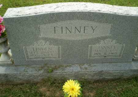 FINNEY, LINDEN - Greene County, Arkansas | LINDEN FINNEY - Arkansas Gravestone Photos