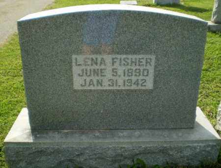 FISHER, LENA - Greene County, Arkansas | LENA FISHER - Arkansas Gravestone Photos